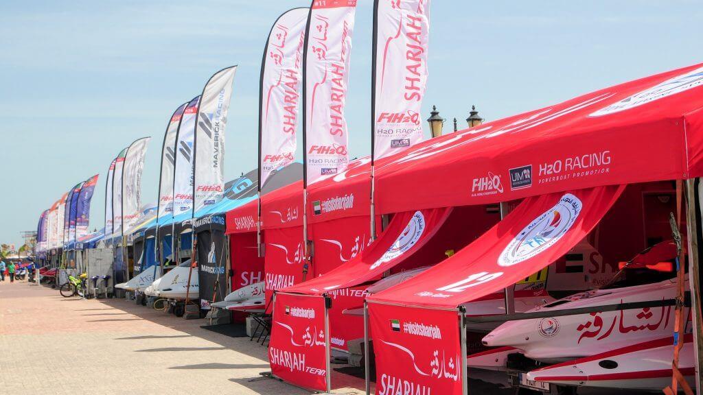 Grand Prix of Sharjah - Season finale!
