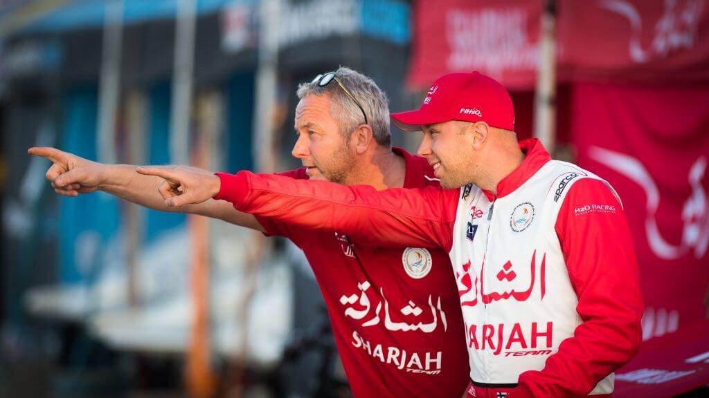 Grand Prix of Sharjah - SEASON FINALE